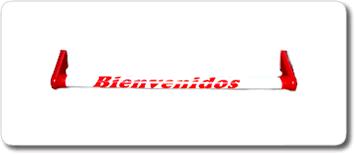 Mango con Logo